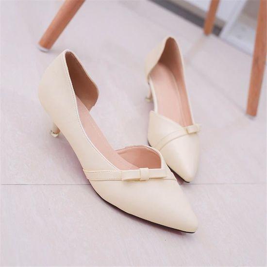 Extravagant Qualité Durable Nouvelle Femmes Escarpins 32 Chaussures Arrivee Super 42 Haut n0wOk8P