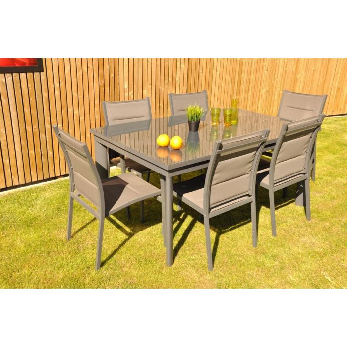 BOSTON Table extensible 160/240x100x H75cm - Achat / Vente table de ...