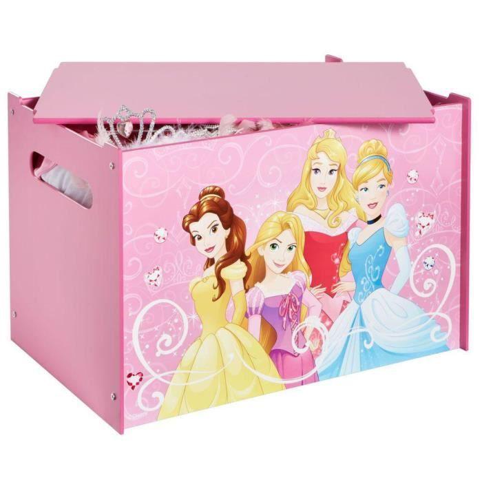 DISNEY PRINCESSES Coffre à jouets HelloHome