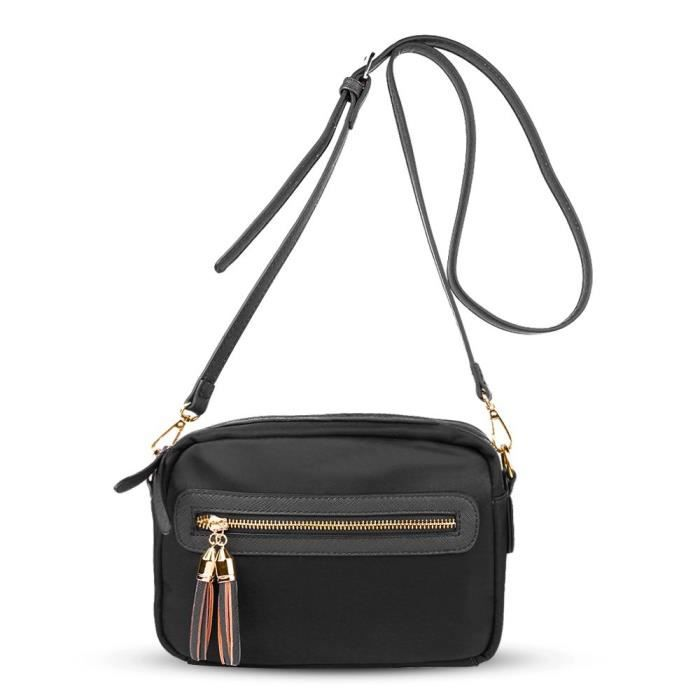 Sac à bandoulière en nylon avec sac à bandoulière UE55W