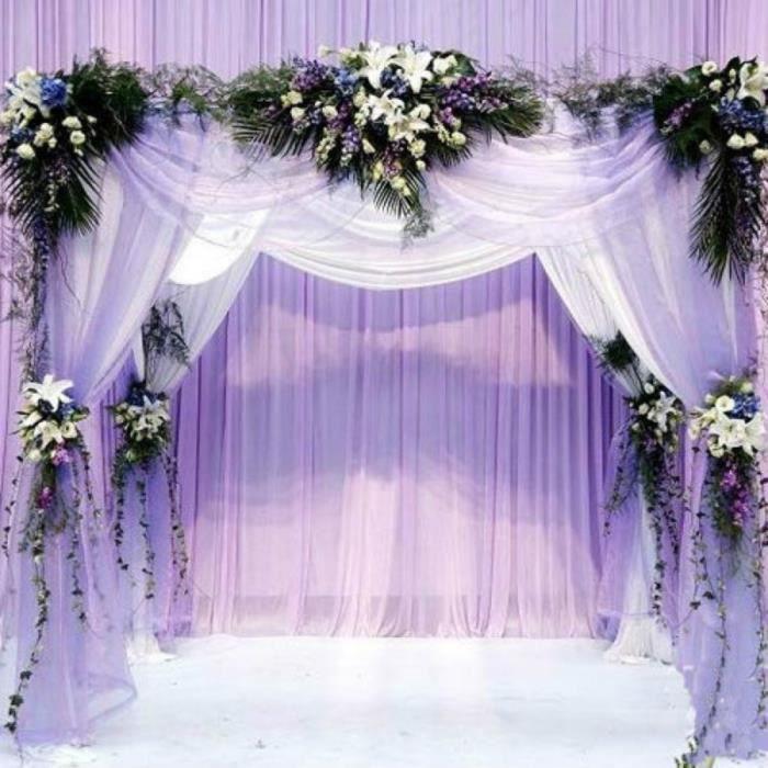 arche decoration mariage achat vente arche decoration mariage pas cher cdiscount. Black Bedroom Furniture Sets. Home Design Ideas