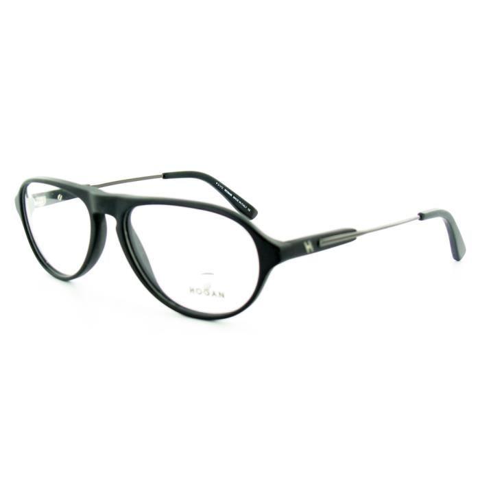 Lunettes de vue HOGAN HO5062 001 Noir - Achat   Vente lunettes de ... 1bd7532479e
