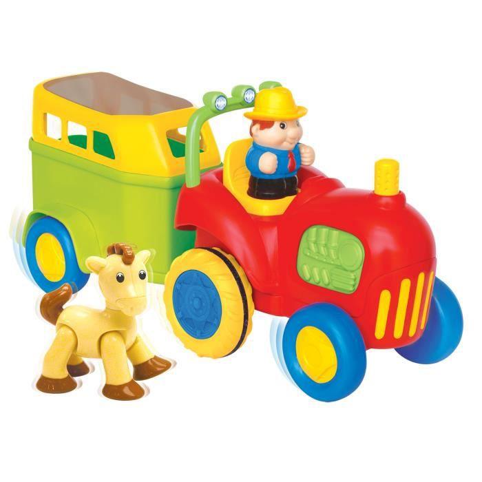 26e8535da153 Jouet bebe 12 mois tracteur - Achat   Vente jeux et jouets pas chers