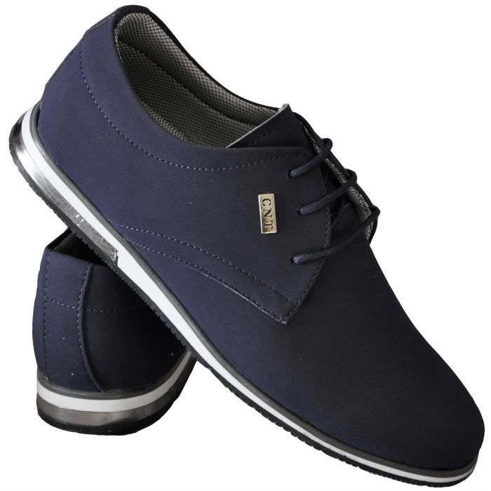 Chaussures à lacets bleues Casual homme Poetic Licence by Irregular Choice Side Line A9ThNQxcK7