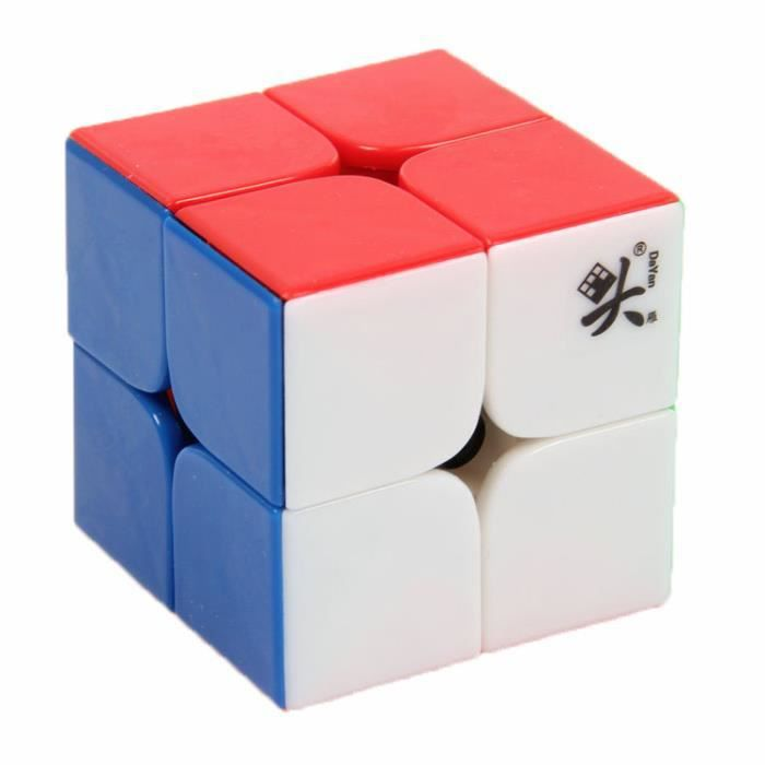 dayan magie rubik s cube 2x2 casse tete jeux de magie jeu. Black Bedroom Furniture Sets. Home Design Ideas