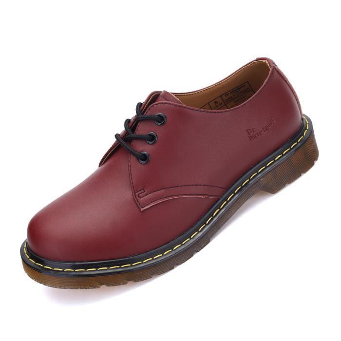 Bottillon Chaussures pour couple Bottes basse Chaussures classiques Bottillon mode ensolde