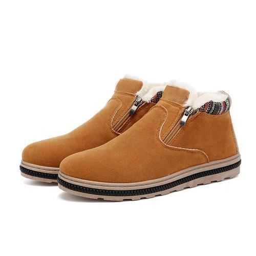 HODMEXI® Mode Chaud Bottes Chaussures Hommes Bottines Chaussures Homme Boots vrMyNCA