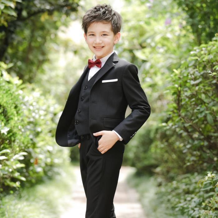 584eb1246fc65 COSTUME - TAILLEUR Garçons Blazer Costumes Enfant Garçon De Mariage C