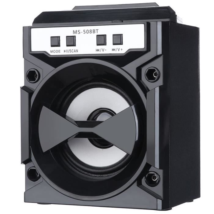 Extérieur Sans Fil Bluetooth Haut-parleur Portable Super Bass Avec Radio Usb - Tf Aux Fm Orateur622