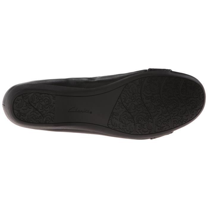 Clarks femmes proposent spire chaussures plates GQ09Y S1f74hofDH