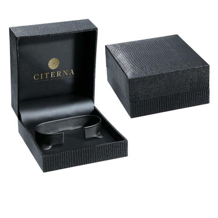 Sfbn1309y - Bracelet Femme - Plaqué Or 22.5 Gr - Verre PGGGL