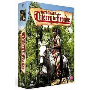 DVD SÉRIE DVD Coffret intégrale Thierry La Fronde