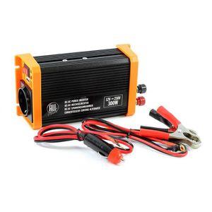 CONVERTISSEUR AUTO  CONVERTISSEUR + USB TRANSFORMATEUR CAMION ALLUME
