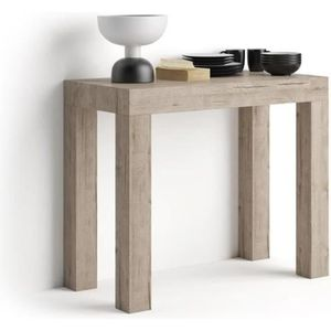 CONSOLE EXTENSIBLE Table Console extensible First, Chêne