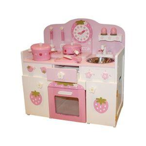 cuisine enfant bois achat vente cuisine enfant bois pas cher cdiscount page 8. Black Bedroom Furniture Sets. Home Design Ideas