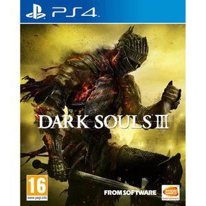 JEU PS4 Playstation 4  Dark Souls III - Dark Souls 3