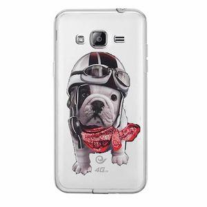 samsung galaxy j3 2016 coque chien