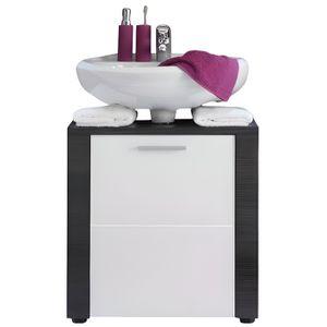meuble etagere 70 cm de largeur achat vente meuble etagere 70 cm de largeur pas cher cdiscount. Black Bedroom Furniture Sets. Home Design Ideas