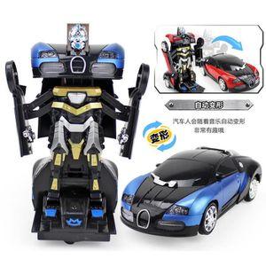 VOITURE ENFANT voiture voiture de sport modifié robot modèle voit