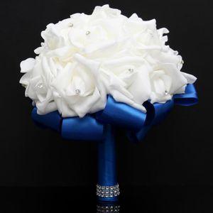Bouquet de fleurs pour mariage pas cher - Strass pour bouquet de mariee ...