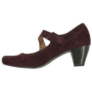 ESCARPIN CAPRICE Chaussures Naïma bordeaux