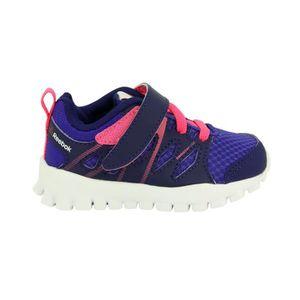 3a86cfba83de9 Chaussures Enfant Reebok - Achat   Vente pas cher - Cdiscount - Page 2