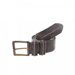 CEINTURE ET BOUCLE ceinture marron cuir vieilli c761e4ea5b1