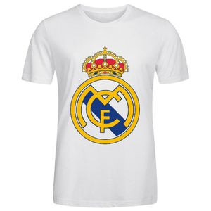 cad014b42aed9 T-SHIRT Tee-shirt Homme Real Madrid Logo - Manches courtes