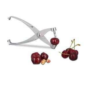 EVIDEUR - DÉNOYAUTEUR Relaxdays Dénoyauteur de cerises olives pratique p