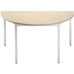TABLE DE RÉUNION SODEMATUB Table de réunion 147DRHA, demi-rond, …