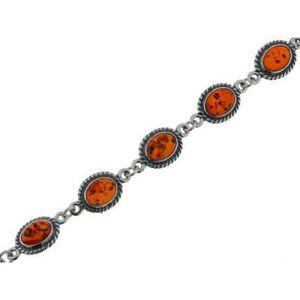 Bracelet ambre pour femme