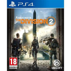 JEU NINTENDO SWITCH The Division 2 Day One edition Gold Jeu PS4 + 1 Du