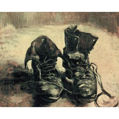 Chaussures' de Vincent van Gogh: De reproductions sur mesure