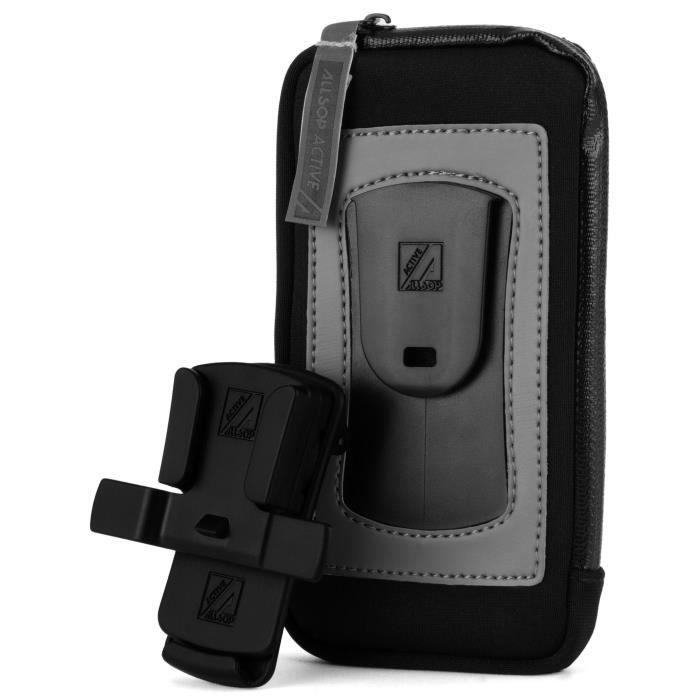 Housse ceinture smartphone 5 5 pouces - Achat   Vente pas cher ad09aa5b210
