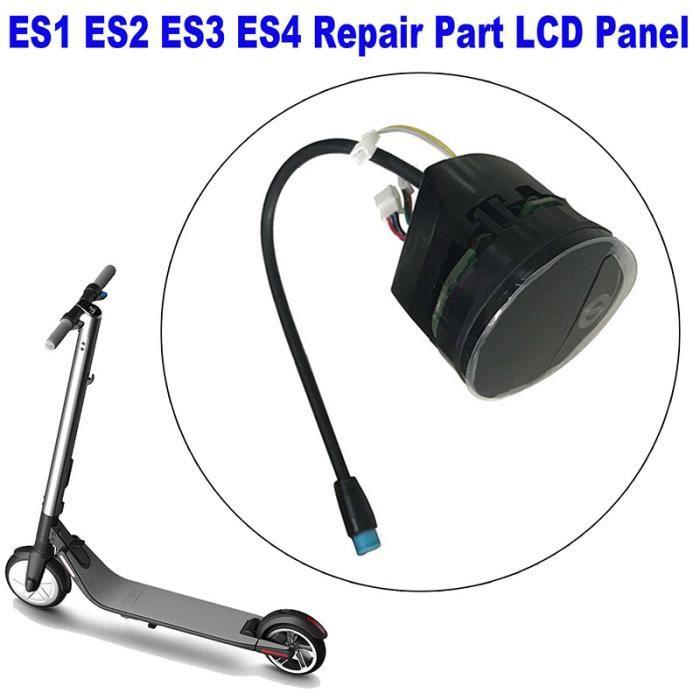 Commutateur de tableau de bord pour écran LCD pour scooter électrique  Ninebot ES1 ES2 ES3 ES4