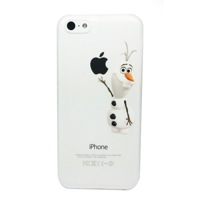 coque iphone x olaf
