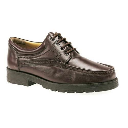 Roamers - Chaussures bateau - Homme Marron