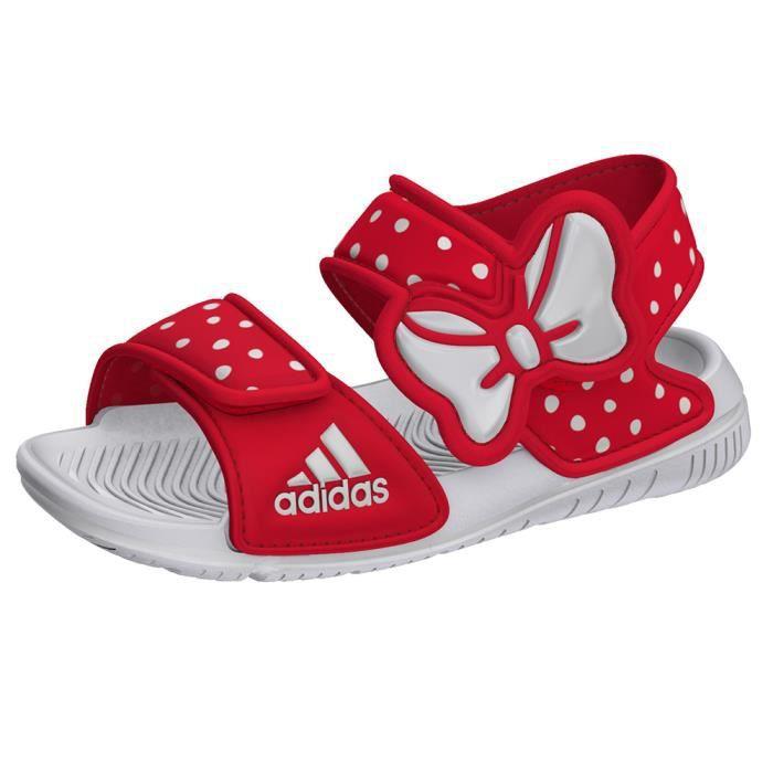 Sandales Adidas Disney Akwah 9 Blanc - Achat   Vente sandale - nu ... ddc3483d1c8