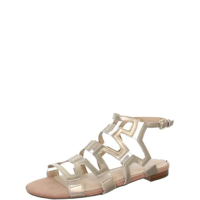 Sandales Guess ref_guess40847-beige