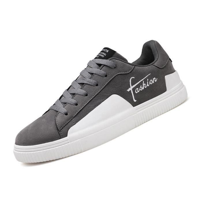 Sneaker Hommes Léger Classique Mode Sneakers Nouveauté Haut qualité Antidérapant Chaussure meilleur Confortable Doux Beau 39-44 vZG1wn5X
