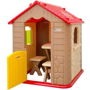 Cabane enfant plastique achat vente jeux et jouets pas chers - Cabane de jardin plastique ...