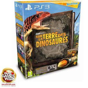 PACK ACCESSOIRE 1 jeu + WONDERBOOK+ PACK DECOUVERTE MOVE/PS3