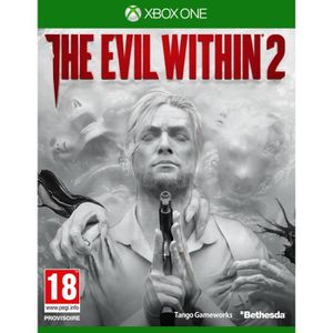 JEUX XBOX The Evil Within 2 Jeu Xbox One