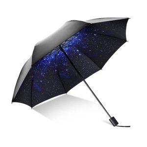 PARAPLUIE Parapluie Etoile Pliant de Voyage résistant au ven
