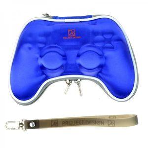 HOUSSE DE TRANSPORT Sac de Protection Pour Sony PS4 Manette - Bleu