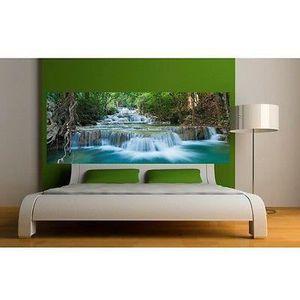 tete de lit 240 cm achat vente tete de lit 240 cm pas cher soldes d s le 10 janvier cdiscount. Black Bedroom Furniture Sets. Home Design Ideas