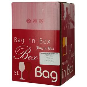 VIN ROUGE 1 bouteille - Vin rouge - Tranquille - Domaine de