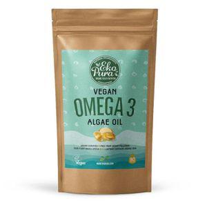MATERNITÉ Vegan Oméga 3 - Huile d'Algues, 90 Capsules (250mg