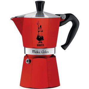 MACHINE À CAFÉ Bialetti Moka Express, Autonome, Machine à café fi