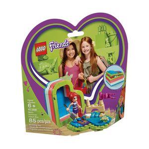 ASSEMBLAGE CONSTRUCTION LEGO® Friends 41388 La boîte cœur d'été de Mia